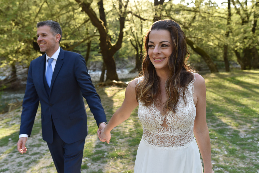 Ioanna & Stavros photo