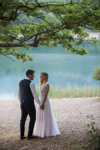 Ifigenia & Kostas photo
